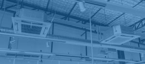 hvac and ductwork installation to ceiling