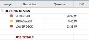 RapidQuote's free trial makes it easy to estimate decking costs.