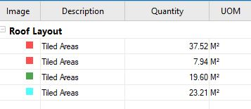 Roofing quants being prepared by RapidQuote roofing estimating software