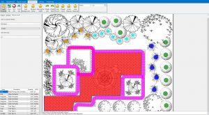 RapidQuote landscape estimating software in action