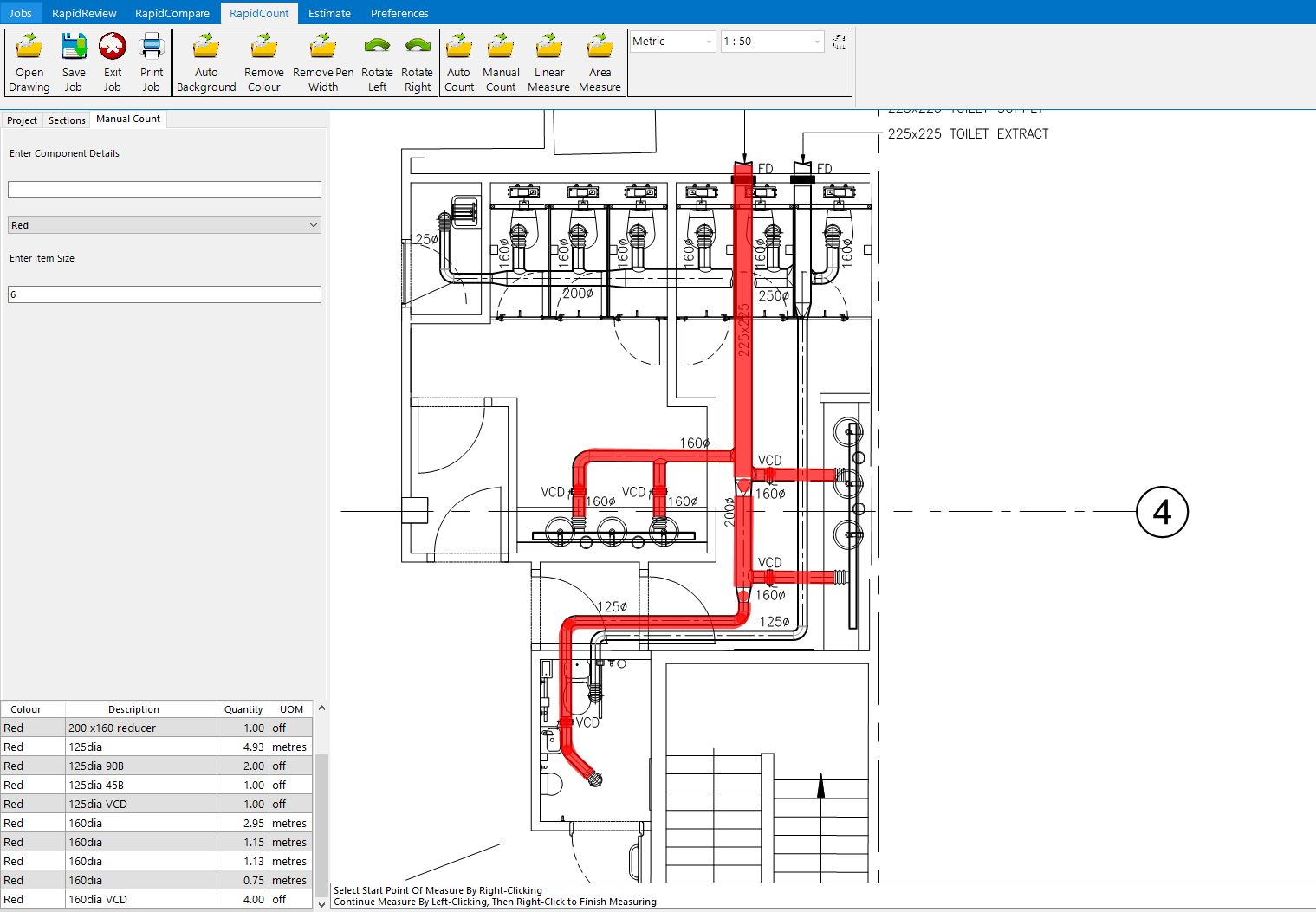 Hvac Duct Drawing Free Images Real Wiring Diagram Of System Estimating And Ductwork Software Rapidquote Uk Rh Rapidquoteuk Com Layout Drawings Building