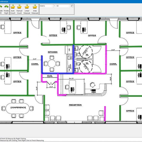 RapidQuote free drywall estimating software trial